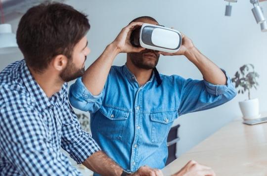 Regarder la banquise en réalité virtuelle soulage les douleurs