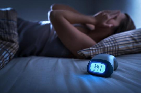 Le manque de sommeil amplifie la colère