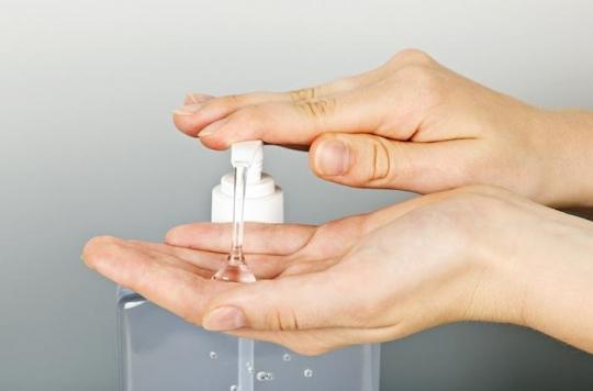 Des chercheurs découvrent un microgel capable de désinfecter les mains à 99,9%