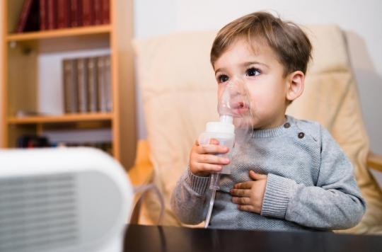 La pneumonie tue un enfant toutes les 39 secondes dans le monde