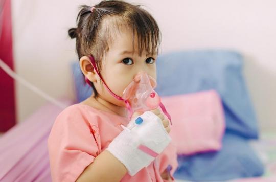 Bronchiolite : l'épidémie arrive avec deux mois de retard