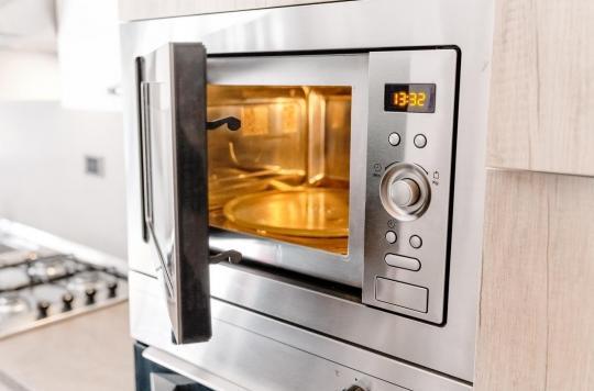 Micro-ondes : attention au risque de brûlures graves chez les enfants