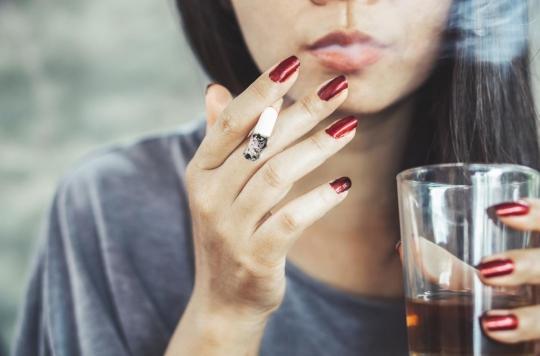 La cigarette, facteur de risque de dépression chez les jeunes