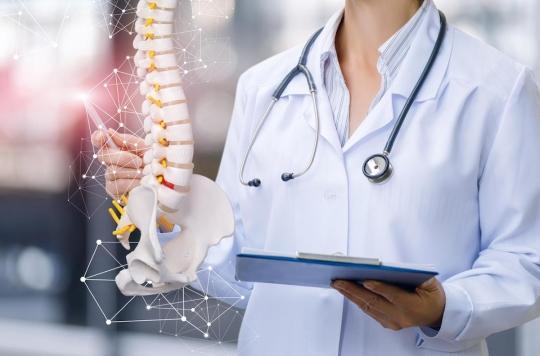 Mal de dos : plusieurs pistes prometteuses pour soigner les disques intervertébraux