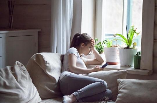L'addiction au téléphone serait le signe de sentiments d'insuffisance et d'infériorité