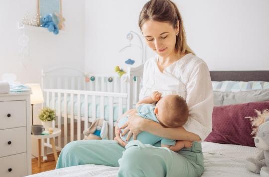 L'allaitement maternel exclusif diminue les risques d'allergies respiratoires et d'asthme chez les enfants