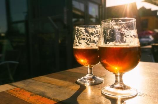 Alcool : même un petit verre en terrasse est nocif pour la santé