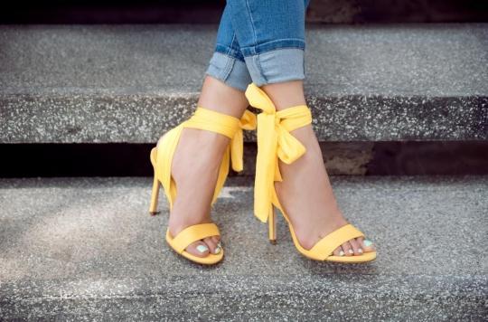 Retour des chaussures ouvertes : comment vaincre un oignon disgracieux sur les pieds ?