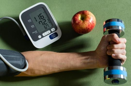 Hypertension artérielle : changez de mode de vie !
