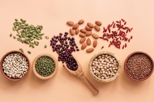 Favoriser les protéines végétales augmenterait l'espérance de vie