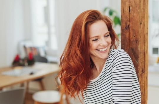 Le sourire rend notre esprit plus positif