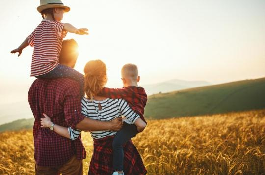 Pourquoi l'équilibre familial est encore plus important pour les enfants adoptés