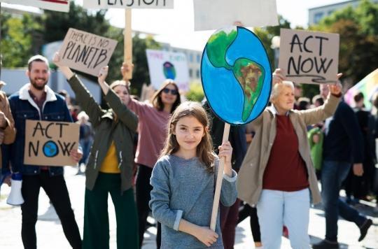 Le changement climatique est une réelle menace pour la future santé des enfants