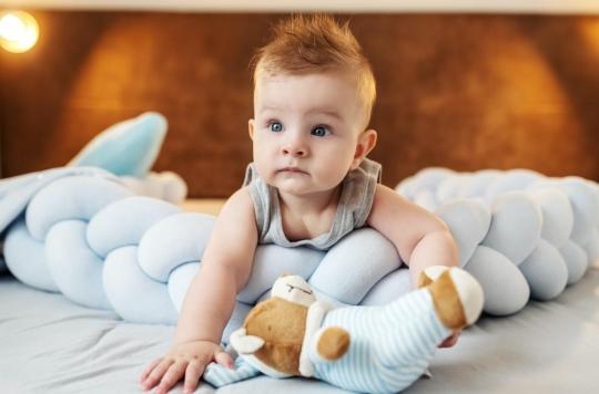 Il n'est pas anormal qu'un bébé ne fasse pas ses nuits à 6 mois