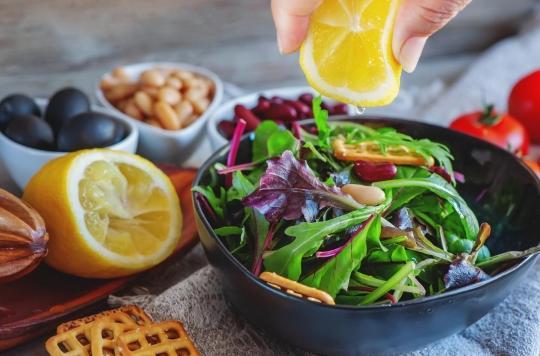 Les végétariens ont plus de risques de fractures