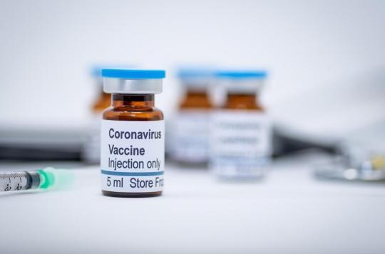 Covid-19: un vaccin 100% efficace en 2021 est «peu probable»
