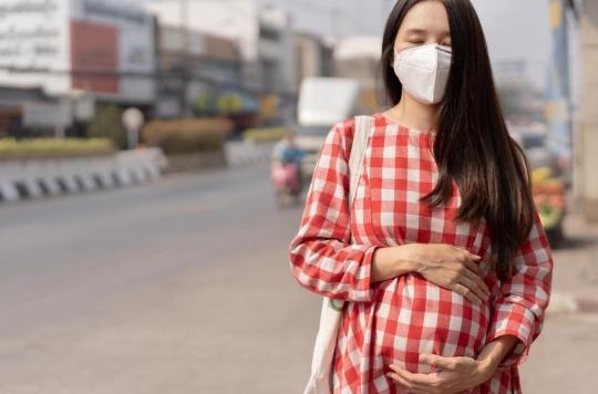Grossesse : la pollution et les grosses chaleurs augmentent les risques de naissance prématurée