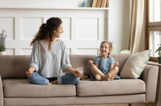 TDAH: le yoga et les exercices de respiration aident les enfants à se concentrer