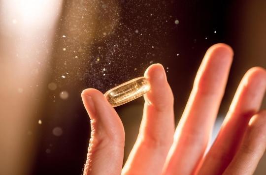 La qualité du microbiote serait liée à la vitamine D