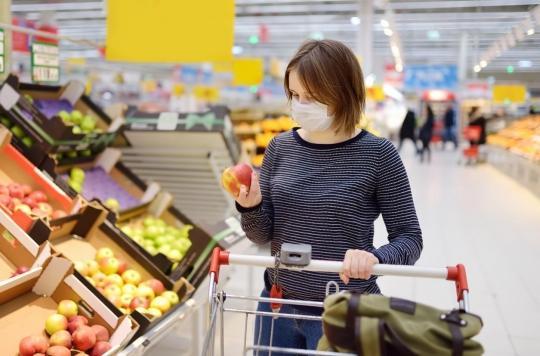 Covid-19 : comment éviter de l'attraper en achetant nos fruits et légumes