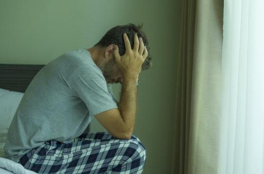 Dépression : un taux d'inflammation élevé