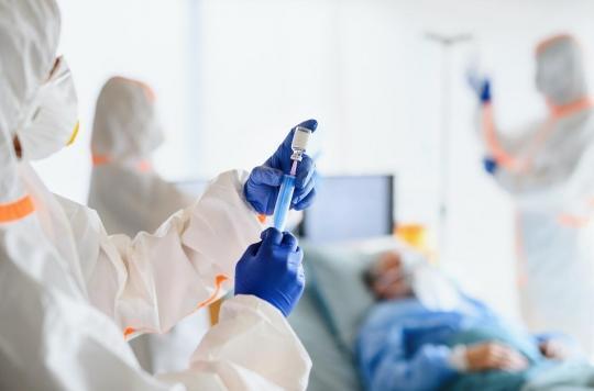 Cas sévères de Covid-19 : des risques de rechute importants 10 jours après la sortie de l'hôpital