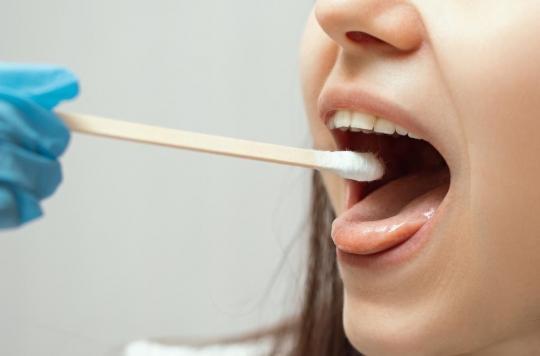 Tests salivaires : ils ne seront autorisés qu'après les résultats des études