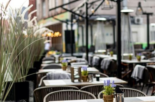 Vers une réouverture des bars, cafés et restaurants dans les zones vertes