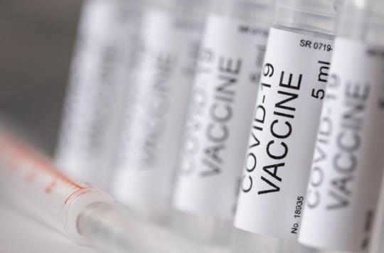 Covid-19: résultats prometteurs pour un vaccin nasal