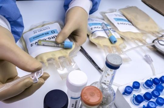 Covid-19: le traitement par plasma de patients guéris montre une efficacité limitée