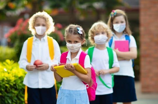"""Coronavirus : les enfants sont effectivement """"de tout petits contaminateurs"""""""
