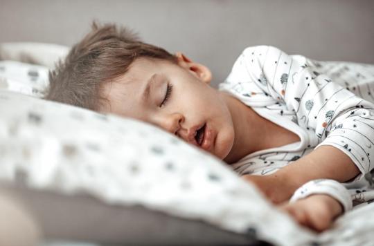 Apnée du sommeil: un risque d'hypertension chez les enfants qui en souffrent