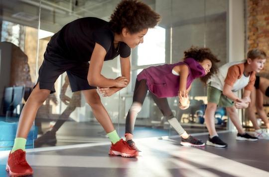 Le sport renforce les os et l'immunité