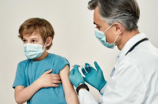 Vaccination : bientôt au tour des mineurs