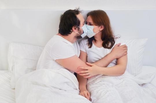 Coronavirus : le port du masque pendant le sexe recommandé au Canada