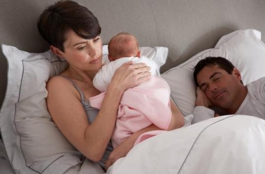 Dormir avec son enfant, le cododo: pas forcément une bonne idée