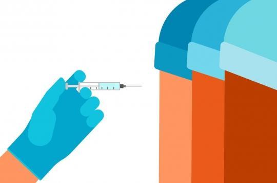 Rougeole, tétanos, coqueluche... Les Français se font de moins en moins vacciner