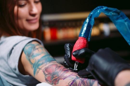 Tatouages : les dangers des composants des encres
