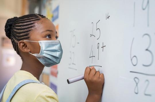 Covid-19 : voici le nouveau protocole sanitaire dans les établissements scolaires