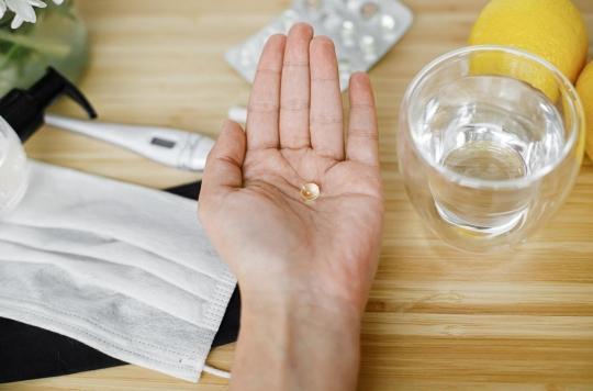 Covid-19: la vitamine D réduit la mortalité chez les patients hospitalisés pour forme grave