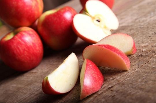 Les pommes, c'est bon pour le cerveau !