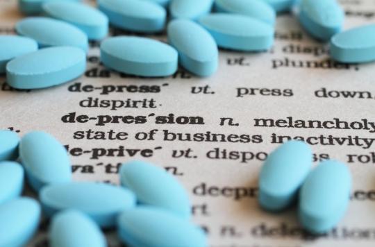 Quelles sont les régions de France où l'on consomme le plus d'antidépresseurs?