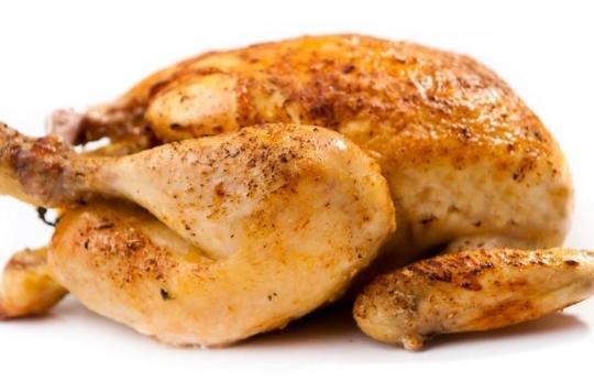 Viande, œuf, poisson, viande blanche et surtout poulet... Le choix de protéines est large.