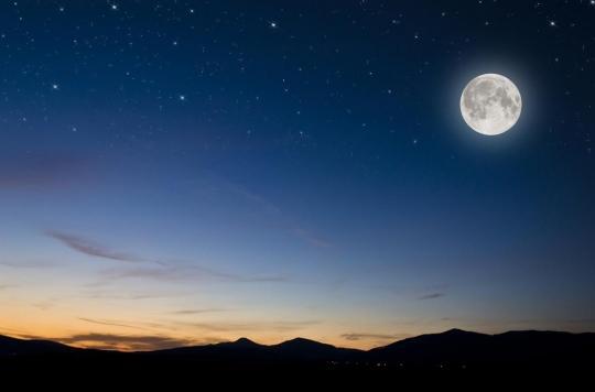 Sommeil : c'est prouvé scientifiquement, on dort moins bien les nuits de pleine Lune