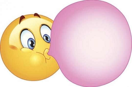 Prévention des otites, sourire éclatant et beaux tympans, le chewing-gum aiderait aussi à perdre du poids