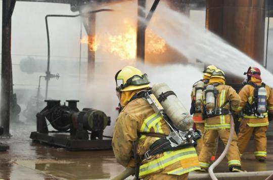 Incendie de l'usine Lubrizol à Rouen: quelles conséquences pour la santé?