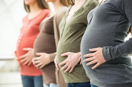 Les femmes qui vivent en ville sont moins susceptibles d'avoir des enfants