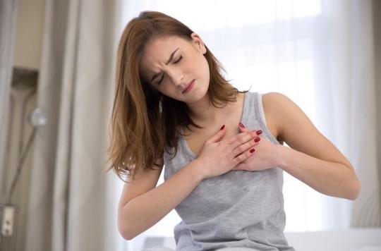 Faire une fausse-couche augmente le risque de maladie cardiovasculaire