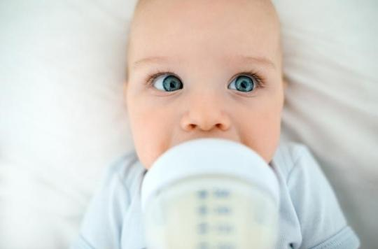 Alimentation : ce qui améliore la croissance des nourrissons