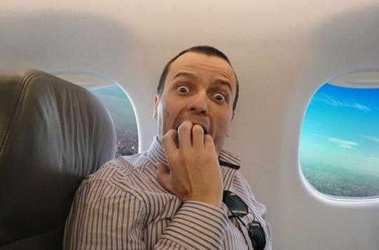 On peut soigner sa peur de l'avion